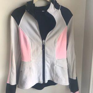 Lululemon reversible jacket. Size 8